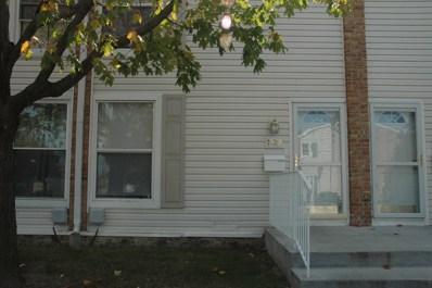 1929 Kenilworth Circle, Hoffman Estates, IL 60169 - MLS#: 09749798