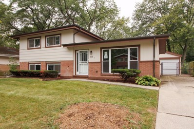 408 Rutledge Street, Park Forest, IL 60466 - MLS#: 09749984