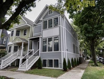 2025 W Waveland Avenue, Chicago, IL 60618 - MLS#: 09750173