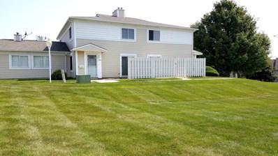1466 Cornell Terrace UNIT 0, Hoffman Estates, IL 60169 - MLS#: 09750179