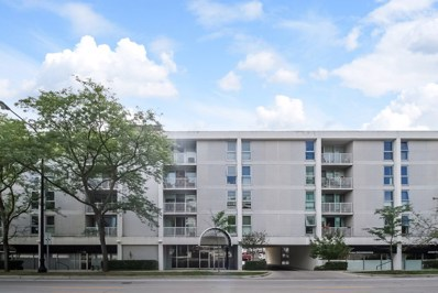 1625 Sheridan Road UNIT 211, Wilmette, IL 60091 - MLS#: 09750183