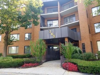 263 S Clubhouse Drive UNIT 403, Palatine, IL 60074 - MLS#: 09750250