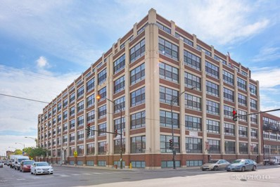 3963 W BELMONT Avenue UNIT 520, Chicago, IL 60618 - MLS#: 09750664