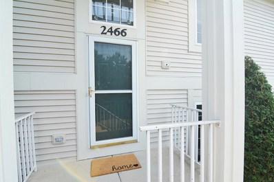 2466 Daybreak Court UNIT 2466, Elgin, IL 60123 - MLS#: 09750764