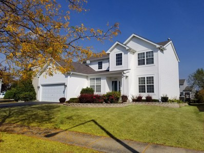 4891 Thistle Lane, Lake In The Hills, IL 60156 - #: 09750771