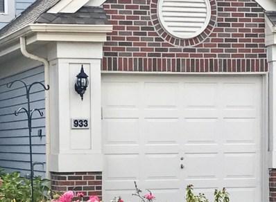 933 Little Falls Court, Elk Grove Village, IL 60007 - MLS#: 09750788