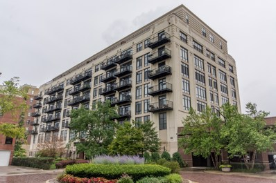 1525 S Sangamon Street UNIT 506, Chicago, IL 60608 - MLS#: 09750904