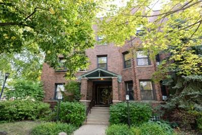 847 Judson Avenue UNIT 3, Evanston, IL 60202 - MLS#: 09751080