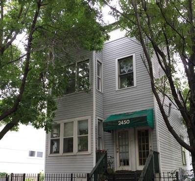 2450 W Cortland Street, Chicago, IL 60647 - MLS#: 09751249