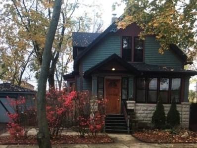 128 Hutchins Street, Woodstock, IL 60098 - MLS#: 09751275
