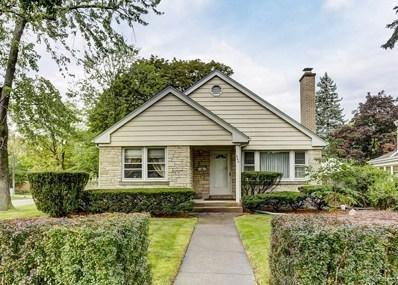 844 S Kensington Avenue, La Grange, IL 60525 - MLS#: 09751342