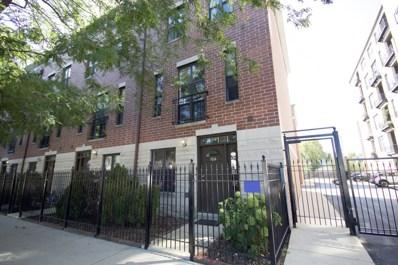 1814 N Spaulding Avenue, Chicago, IL 60647 - MLS#: 09751428