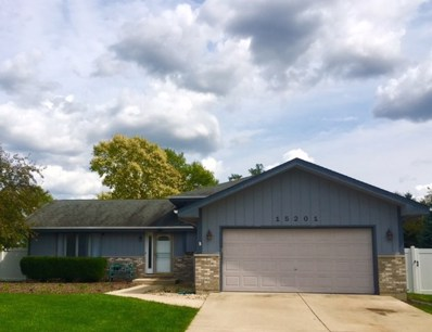 15201 S INDIAN BOUNDARY LINE Road, Plainfield, IL 60544 - MLS#: 09751601