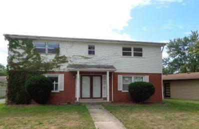 1025 E 156th Place, Dolton, IL 60419 - MLS#: 09751858