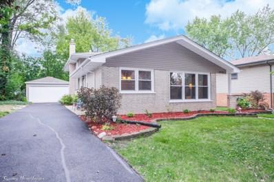 1456 Carson Drive, Homewood, IL 60430 - MLS#: 09751864