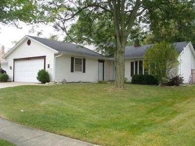36 Woodridge Lane, Streamwood, IL 60107 - #: 09752249