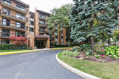 601 Lake Hinsdale Drive UNIT 211, Willowbrook, IL 60527 - MLS#: 09752469