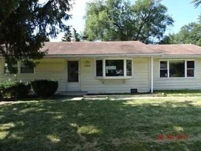1707 FAIRFIELD Road, Lindenhurst, IL 60046 - MLS#: 09752847