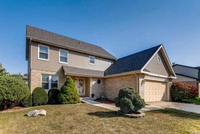 1912 Nottingham Road, Woodridge, IL 60517 - MLS#: 09753035