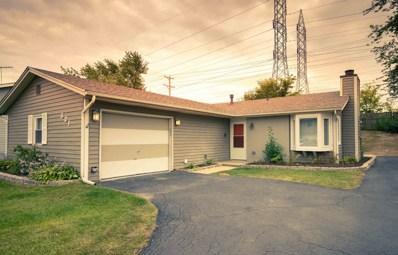 821 Oakton Avenue, Romeoville, IL 60446 - MLS#: 09753371
