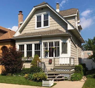 6268 W Hyacinth Street, Chicago, IL 60646 - MLS#: 09753496