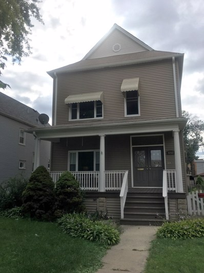 4352 N Keeler Avenue, Chicago, IL 60641 - MLS#: 09754059