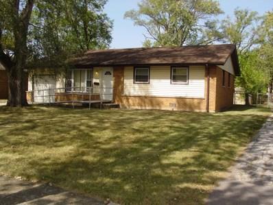 3316 Oak Street, Hazel Crest, IL 60429 - MLS#: 09754104