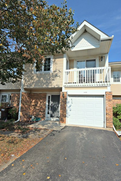 1405 Oakleaf Lane UNIT 1405, Woodstock, IL 60098 - MLS#: 09754196