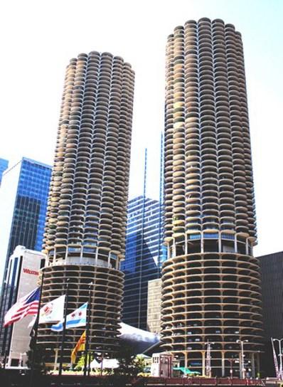 300 N State Street UNIT 2534, Chicago, IL 60654 - MLS#: 09754453