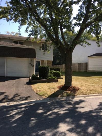 592 Eric Way, Bolingbrook, IL 60440 - MLS#: 09754631