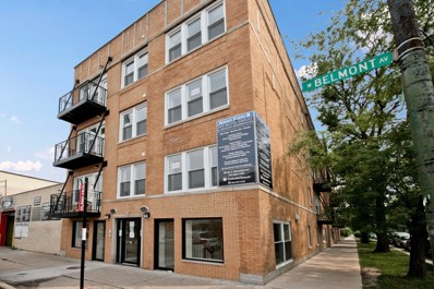 3525 W BELMONT Avenue UNIT 3W, Chicago, IL 60618 - MLS#: 09754658