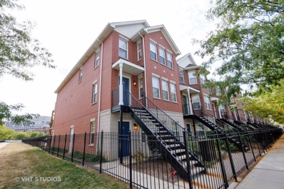 635 W Elm Street UNIT B, Chicago, IL 60610 - MLS#: 09754850