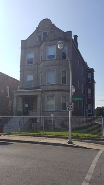 4055-57 W 21st Place, Chicago, IL 60623 - MLS#: 09754878