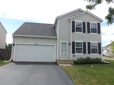 141 Bridlewood Circle, Lake In The Hills, IL 60156 - #: 09754926