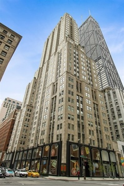 159 E Walton Place UNIT 8D, Chicago, IL 60611 - MLS#: 09755179