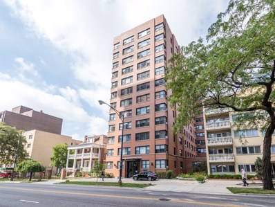 5858 N Sheridan Road UNIT 702, Chicago, IL 60660 - MLS#: 09755605