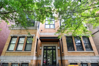 2041 W Pierce Avenue UNIT 3A, Chicago, IL 60622 - MLS#: 09755862