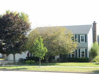 3845 Huntington Boulevard, Hoffman Estates, IL 60192 - MLS#: 09756214