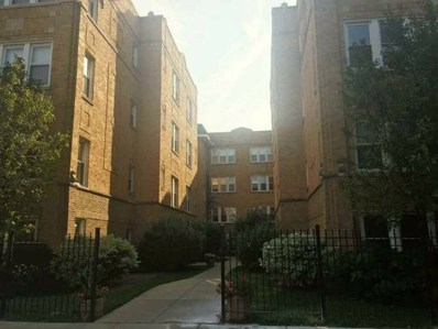 4345 N Sacramento Avenue UNIT 3B, Chicago, IL 60618 - MLS#: 09756265