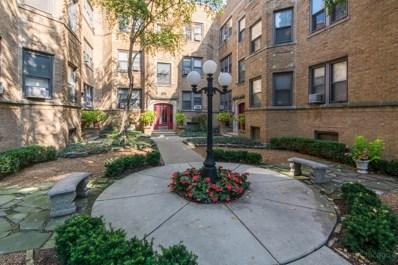 536 W Cornelia Avenue UNIT 2, Chicago, IL 60657 - MLS#: 09756486