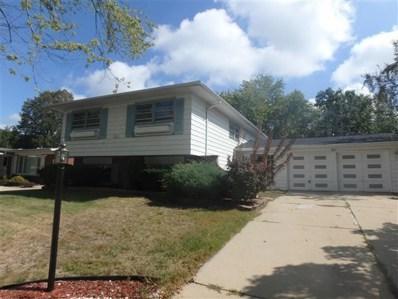 411 N Pleasant Drive, Glenwood, IL 60425 - MLS#: 09756573