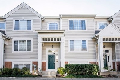 595 Cary Woods Circle, Cary, IL 60013 - MLS#: 09756637
