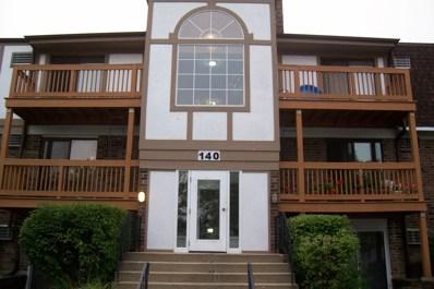 140 S LA LONDE Avenue UNIT 1F, Addison, IL 60101 - MLS#: 09756717