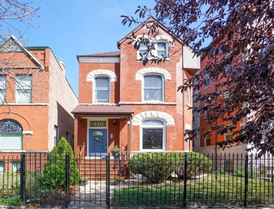 4411 S LAKE PARK Avenue UNIT 1, Chicago, IL 60653 - MLS#: 09756824