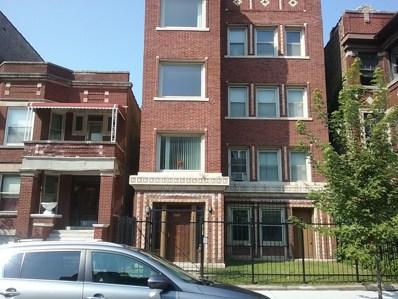 6018 S Saint Lawrence Avenue, Chicago, IL 60637 - MLS#: 09757017
