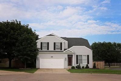 6915 Pinetree Street, Hanover Park, IL 60133 - MLS#: 09757112