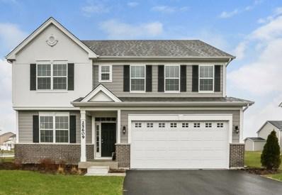 25609 W Cerena Circle, Plainfield, IL 60586 - MLS#: 09757743