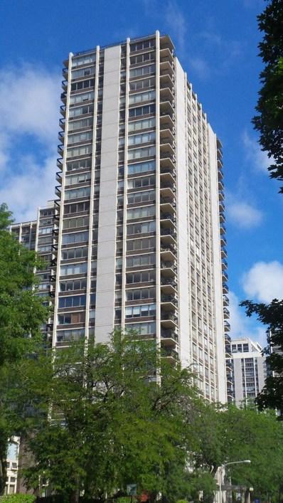 1355 N Sandburg Terrace UNIT 2408D, Chicago, IL 60610 - MLS#: 09757917