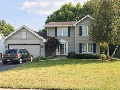 231 TEAKWOOD Road, Machesney Park, IL 61115 - #: 09758451