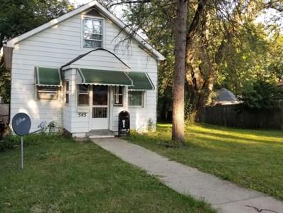 545 Harrison Street, Elgin, IL 60120 - MLS#: 09759050